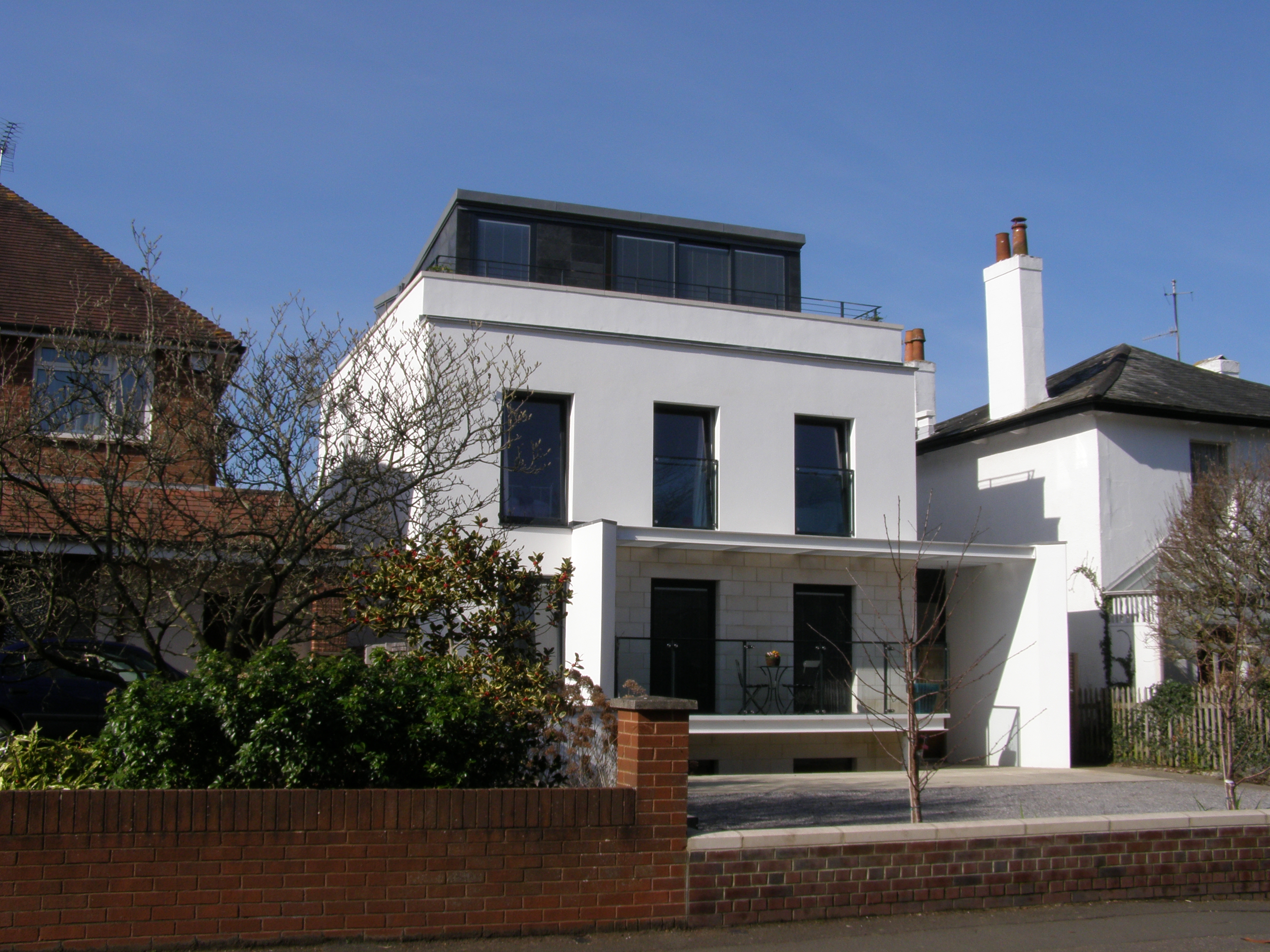 Living Space Architects RIBA Exeter Devon | Contemporary ...